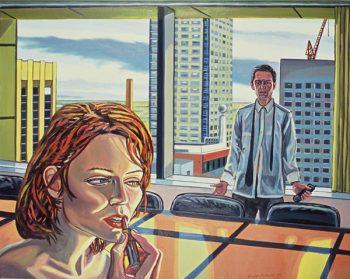 Boardroom 1993  122x153